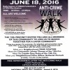 12th Precinct ANTI – CRIME WALK. Rally begins at 10 am, Citgo Gas Station, 10840 Fenkell, Detroit MI